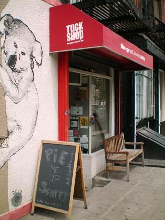 Tuck Shop, 28 East 1 Street, NYC