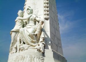 Ville de Nice Monument