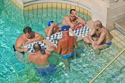 Szechenyi chessgame