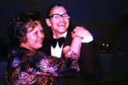 Dancing Grandparents