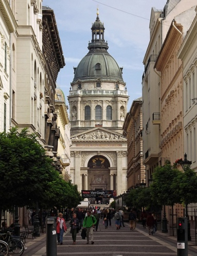 St Stephen's Basilica, Budapest Hungary
