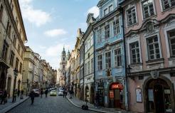 Mosteka, Lesser Quarter, Prague Czech Republic