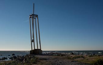 Monument to Children lost in the MS Estonia, Hiiumaa Estonia