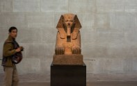 Sphinx Interrupted, Metropolitan Museum of Art, New York U.S.A.