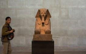 Sphinx Interrupted, Metropolitan Museum of Art, New York U.S.A.
