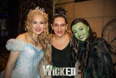 Savannah Stevenson, Michelle Visage, Emma Hatton