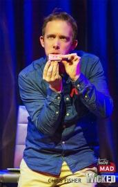 Magician Chris Fisher