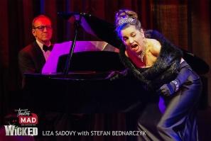 Liza Sadovy with Stefan Bednarczyk