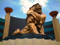 MGM Grand Lion, Las Vegas U.S.A.