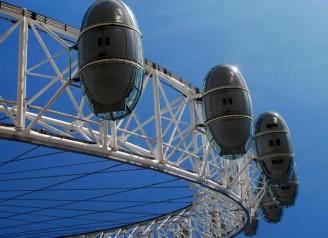 London Eye, London U.K.