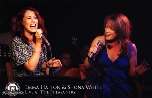 Emma Hatton and Shona White