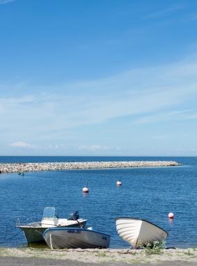 Neeme Sadam (port of Neeme), Estonia