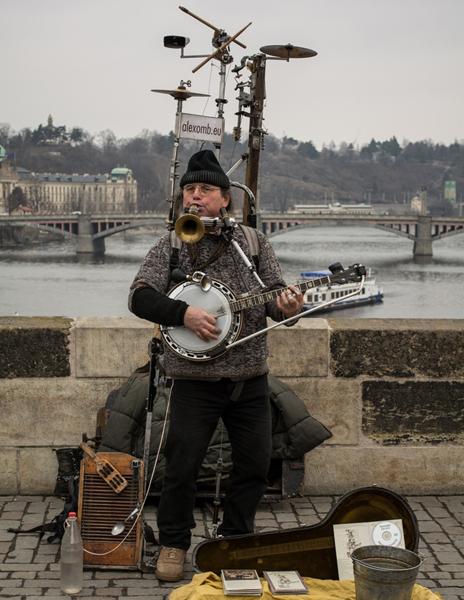 Alexander Zoltan - One Man Band