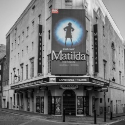 Matilda at the Cambridge