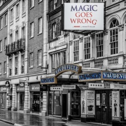 Magic Goes Wrong at the Vaudeville