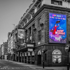 Mary Poppins at the Prince Edward
