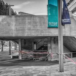 National Theatre complex entrance