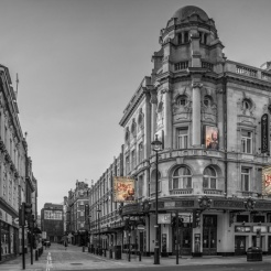 The Upstart Crow at the Gielgud